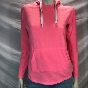 SO Hooded Sweatshirt, Pink